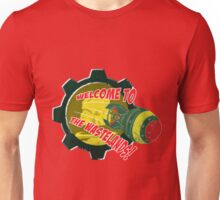 Welcome to THE WASTELANDS! Unisex T-Shirt
