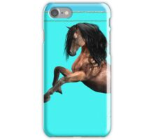 Horse 7 .. calendar iPhone Case/Skin