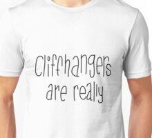 Cliffhangers Unisex T-Shirt