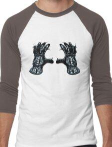 Feel The Dark Side! Men's Baseball ¾ T-Shirt