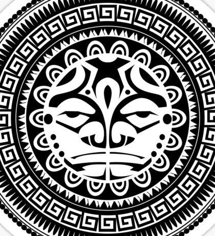 Polynesian Tribal Sign Sticker