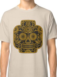 """Lego-Calavera"" Gold Version Classic T-Shirt"