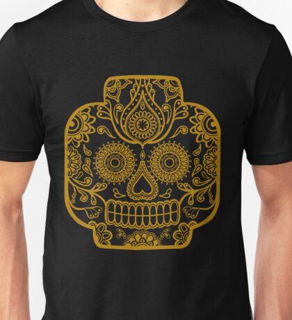 """Lego-Calavera"" Gold Version Unisex T-Shirt"