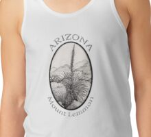 A Desert Scene North of Mount Lemmon, Arizona Tank Top