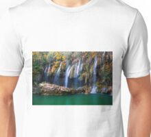 Silent Waterfalls Unisex T-Shirt