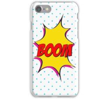 Boom boom pow iPhone Case/Skin
