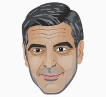 George Clooney Kids Tee