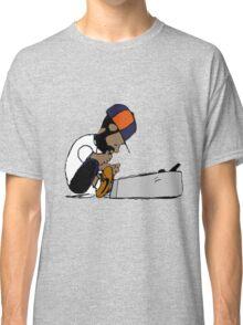 J Dilla Print 2 Classic T-Shirt