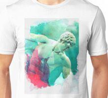 The Discobolus of Myron Unisex T-Shirt