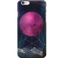 Intergalactic bridges iPhone Case/Skin