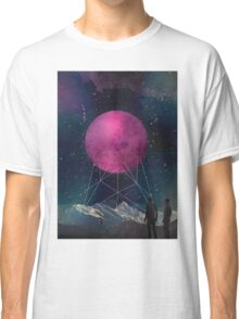 Intergalactic bridges Classic T-Shirt