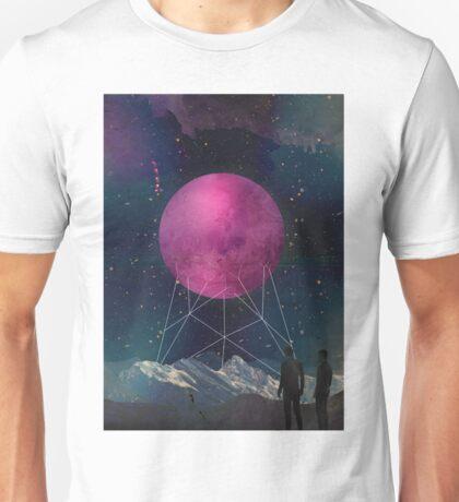 Intergalactic bridges Unisex T-Shirt