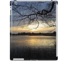 Sunrise by Lake Brunstingerplas iPad Case/Skin