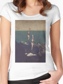 High Diving Women's Fitted Scoop T-Shirt