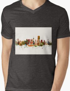 San Francisco Mens V-Neck T-Shirt
