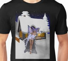 On A Winters Night Unisex T-Shirt