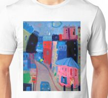 La Maison Rose, Paris Unisex T-Shirt