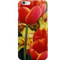 DC Tulips iPhone Case/Skin