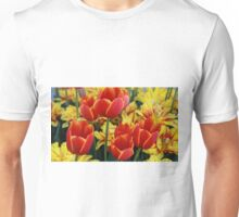 DC Tulips Unisex T-Shirt
