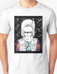 Android18OSPLUS T-Shirt