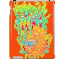 PsychO Wolf  iPad Case/Skin