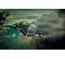 Into The Storm Photographic Print