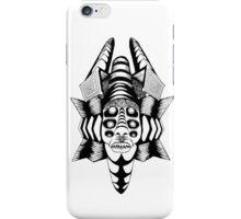 Spacegod Black & White iPhone Case/Skin