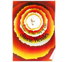 Songs In The key Of Life stevie wonder Tour DR Poster