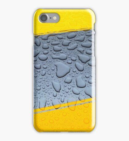 HDR Raindrops iPhone Case/Skin