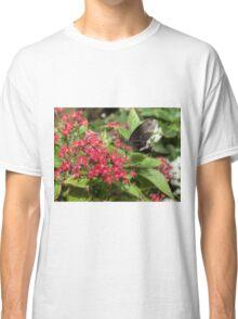 Singapore Butterfly Garden - Black Classic T-Shirt