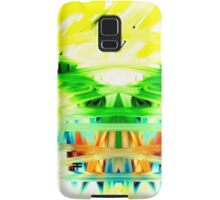 Yellow Psychedelia Samsung Galaxy Case/Skin