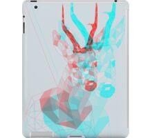 psychedelic deer iPad Case/Skin
