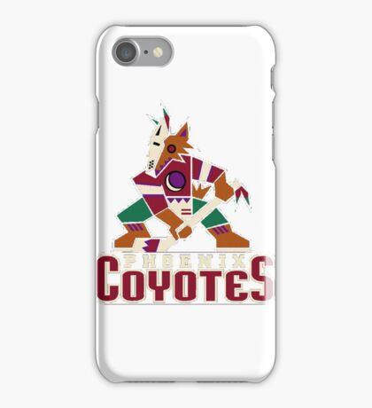 Arizona Coyotes  iPhone Case/Skin