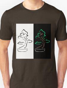 Abstract bonsai drawing T-Shirt