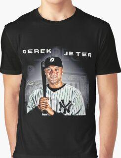 Derek Jeter Graphic T-Shirt
