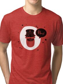 AHOY! Tri-blend T-Shirt