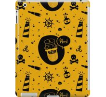 AHOY! iPad Case/Skin