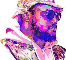 Schoolboy Q  by FbananaFE