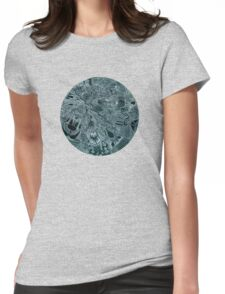 The God Disc Womens Fitted T-Shirt