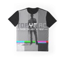 This Is Not A Test tobyMac Tour DR (5) Graphic T-Shirt