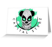 Capital steez Greeting Card