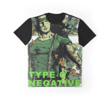 Peter Steele TYPE O NEGATIVE DR (4) Graphic T-Shirt