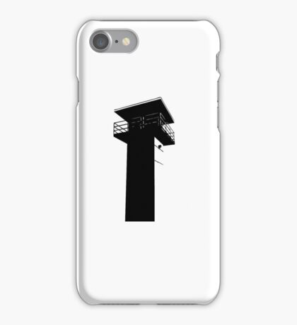 The Walking Dead - The Tower iPhone Case/Skin