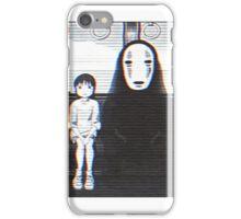 Glichy No Face - Spirited Away  iPhone Case/Skin