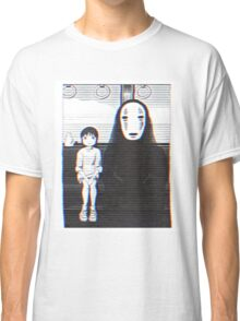 Glichy No Face - Spirited Away  Classic T-Shirt
