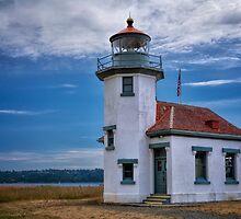 Point Robinson Lighthouse by joancarroll