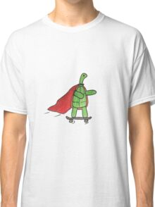 Skateboard Turtle Classic T-Shirt