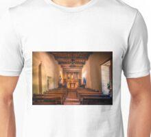 Mission San Juan Capistrano Chapel Unisex T-Shirt