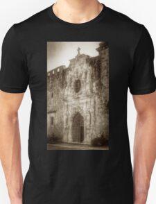 Mission San Jose Facade Unisex T-Shirt