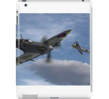Dog Fight iPad Case/Skin